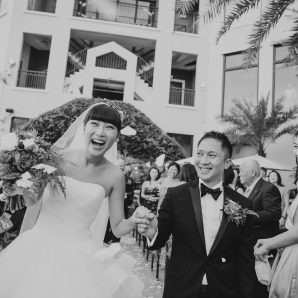 Nydia & Jehan's Wedding  |  Wedding Photographer American Club Hong Kong