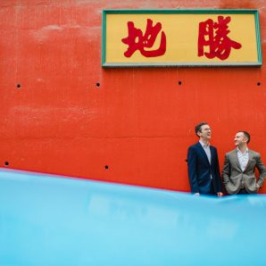 Jordan & Brad  |  Gay Wedding Hong Kong