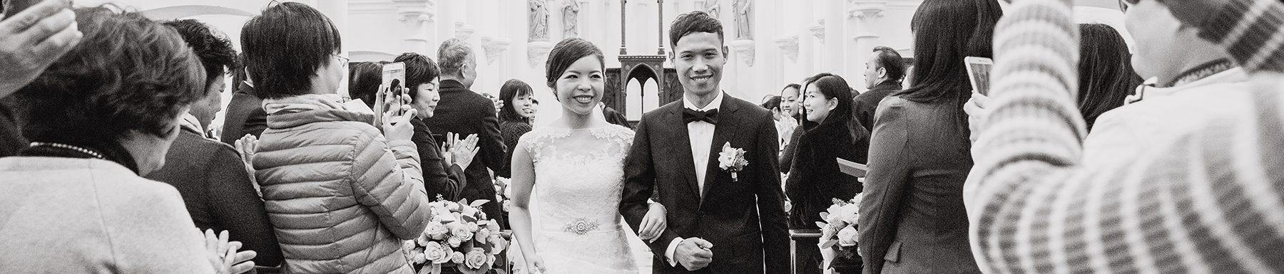 Hazel & Danny's Wedding | Bethanie Chapel Wedding