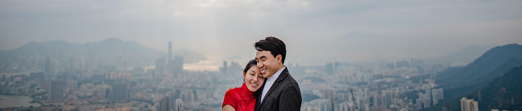 Evelyn & Paul  |  Fei Ngo Shan Pre Wedding Photography