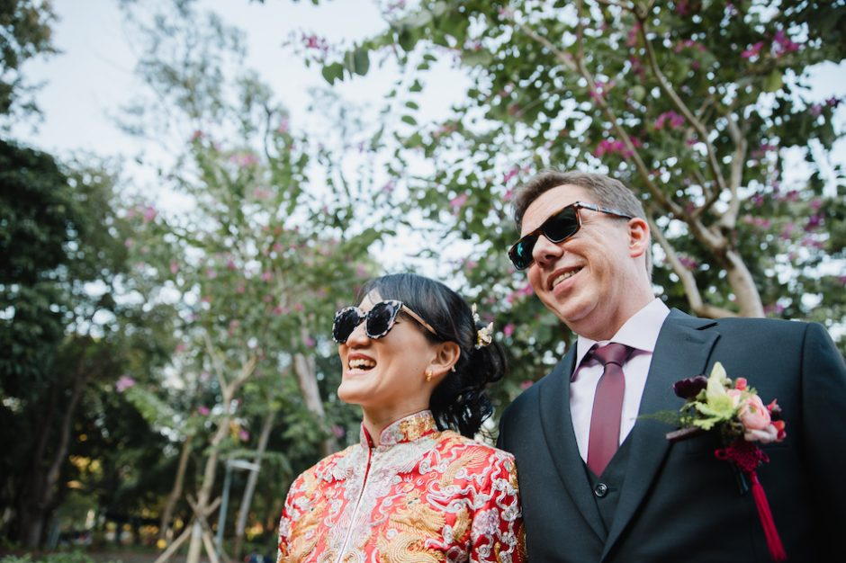Julia & Markus  |  The Excelsior Wedding