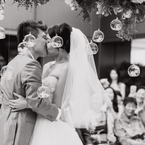 Lixi & Shao  |  Peninsula Hong Kong Wedding