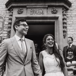 Sunali & James | Oxford Wedding Photographer