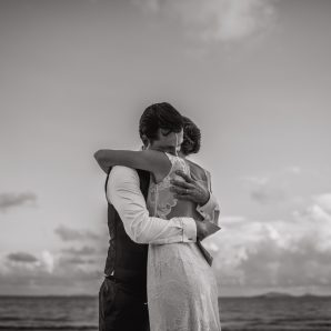 Georgie & Sam | Hong Kong Beach Wedding