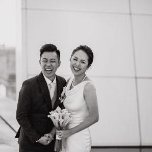 Yiwen & Cyrus  |  Auberge Discovery Bay Wedding