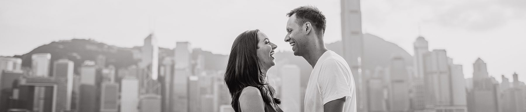 Tara & Anders  |  Pre Wedding Photo HK
