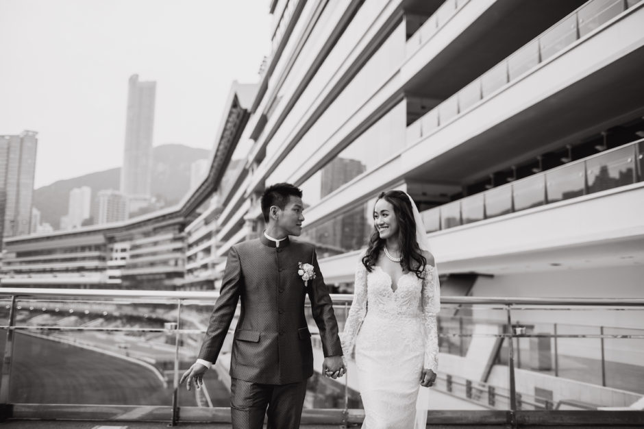 Kit & Jon | Hong Kong Jockey Club Wedding