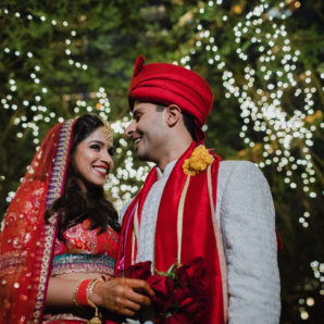 Aparna & Rosh | Indian Wedding Hong Kong